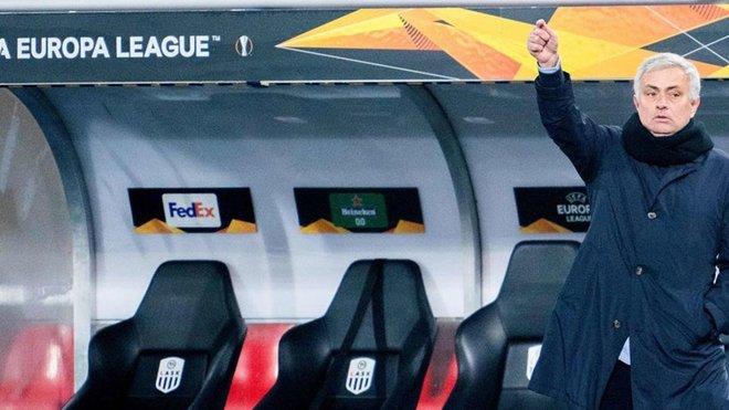 """Mourinho tras el empate contra el LASK: """"Algunos jugadores tuvieron muy malas actuaciones"""""""