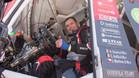 Albert Llovera, baja para el Dakar
