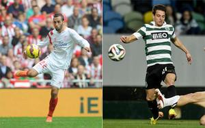 Aleix Vidal y Cedric Soares podrían llegar al FC Barcelona