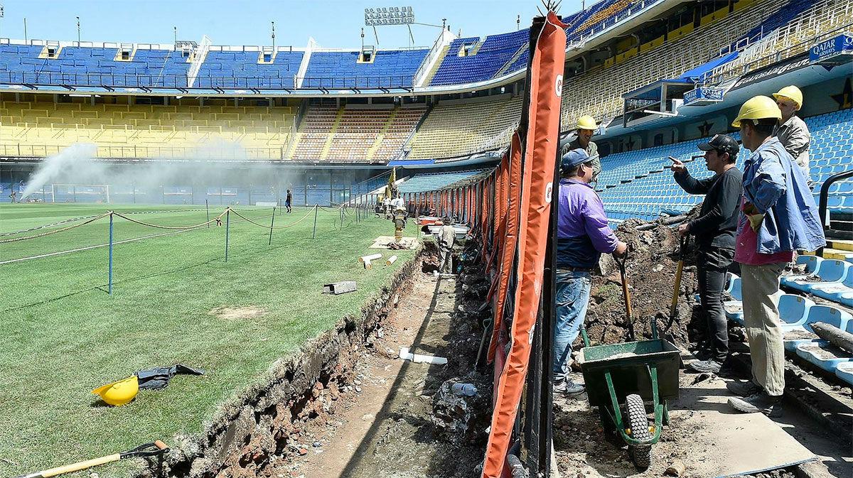 Ampliar el estadio la Bombonera, el sueño pendiente de Boca Juniors