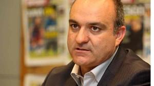 Andreu Subías, presidente de la Federación Catalana
