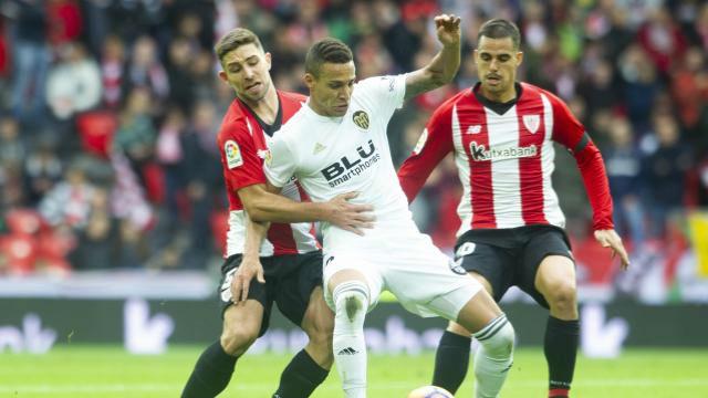 Ni Athletic ni Valencia rompieron el 0-0 inicial