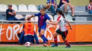 El Barça femenino, a la final de Copa
