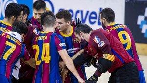 El Barça, a por su sexta victoria seguida en la OK Liga