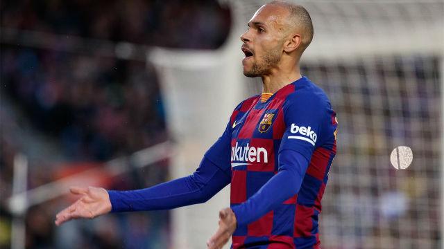 El Barça ha puesto precio a Braithwaite