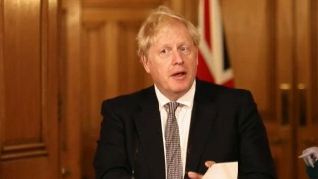 Boris Johnson anuncia un confinamiento de un mes para Inglaterra