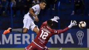 Botafogo venció a Sol de América en Paraguay
