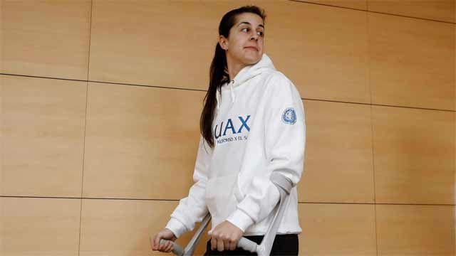 Carolina Marín solo disputará el Mundial si está para conseguir el oro