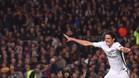 Cavani anotó el gol más importante de la eliminatoria para su equipo