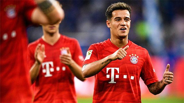 Coutinho: La Bundesliga es muy competitiva