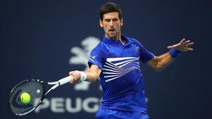 Djokovic repartió elogios para Rafa Nadal