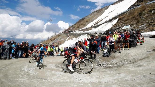 Sigue en directo 20ª etapa del Giro de Italia