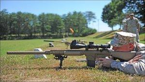 El ejército estadounidense adquiere 1.000 rifles de precisión M110