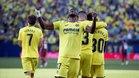 Ekambi acabó con la agonía del Villarreal
