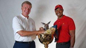 Els y Woods, capitanes en la próximo Presidents Cup en Melbourne