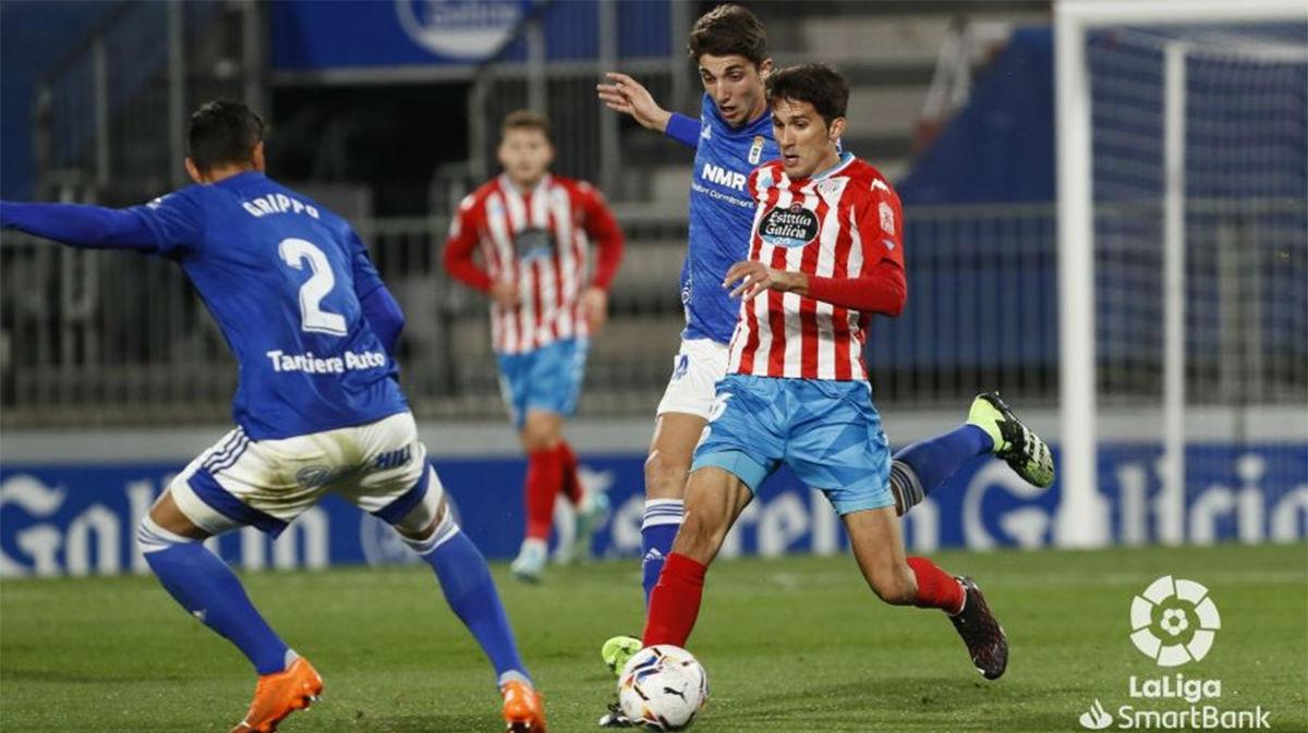 Empate a cero entre Lugo y Oviedo