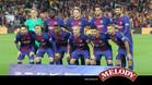 El equipo blaugrana firmó una manita ante el Espanyol