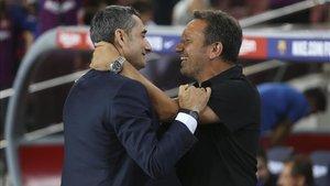 Ernesto Valverde y Eusebio Sacristán son dos de los ponentes en el homenaje a Cruyff