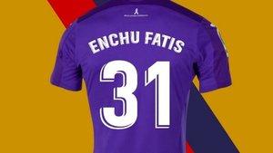 Este es el cartel del Leganés para el próximo partido contra el FC Barcelona
