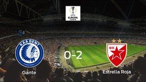 El Estrella Roja de Belgrado se impone al Gante y consigue los tres puntos (0-2)
