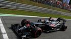 Fernando Alonso hizo la vuelta rápida aunque acabó decimocuarto
