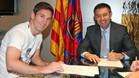 La firma de Messi tendrá lugar cuando se haya acabado el mercado de fichajes
