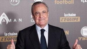 Florentino Pérez quiere dar un paso más con el Real Madrid de baloncesto
