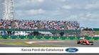 GP de Gran Bretaña de F1