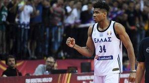 Grecia se pone en manos de su gran estrella NBA