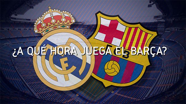 El horario del Clásico del Bernabéu en todo el mundo