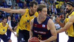 El Iberostar Tenerife ya ganó la pasada temporada en el Palau