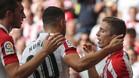 Iker Muniain puede volver a jugar en San Mamés tras su feliz reaparición en Vila-real