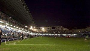 Imagen del estadio Heliodoro Rodríguez López de Tenerife