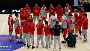 Israel - España, en directo