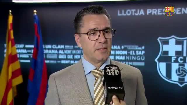 Josep Vives dio la versión del Barça sobre el caso Abidal