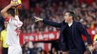 Juan Carlos Unzué, entrenador del Celta de Vigo