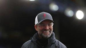 Klopp bromeó sobre su continuidad como entrenador del Liverpoolidad como entrenador del Liverpool
