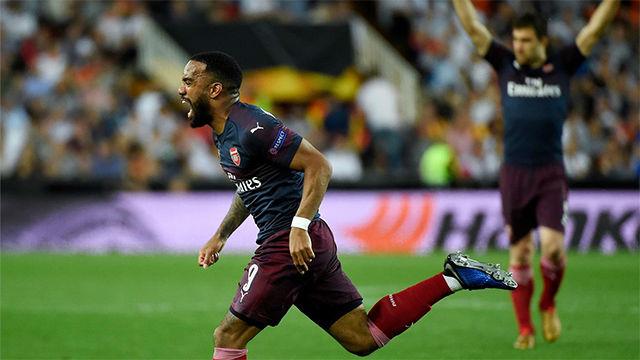 Arsenal striker Lacazette: Why should I be jealous of Aubameyang?