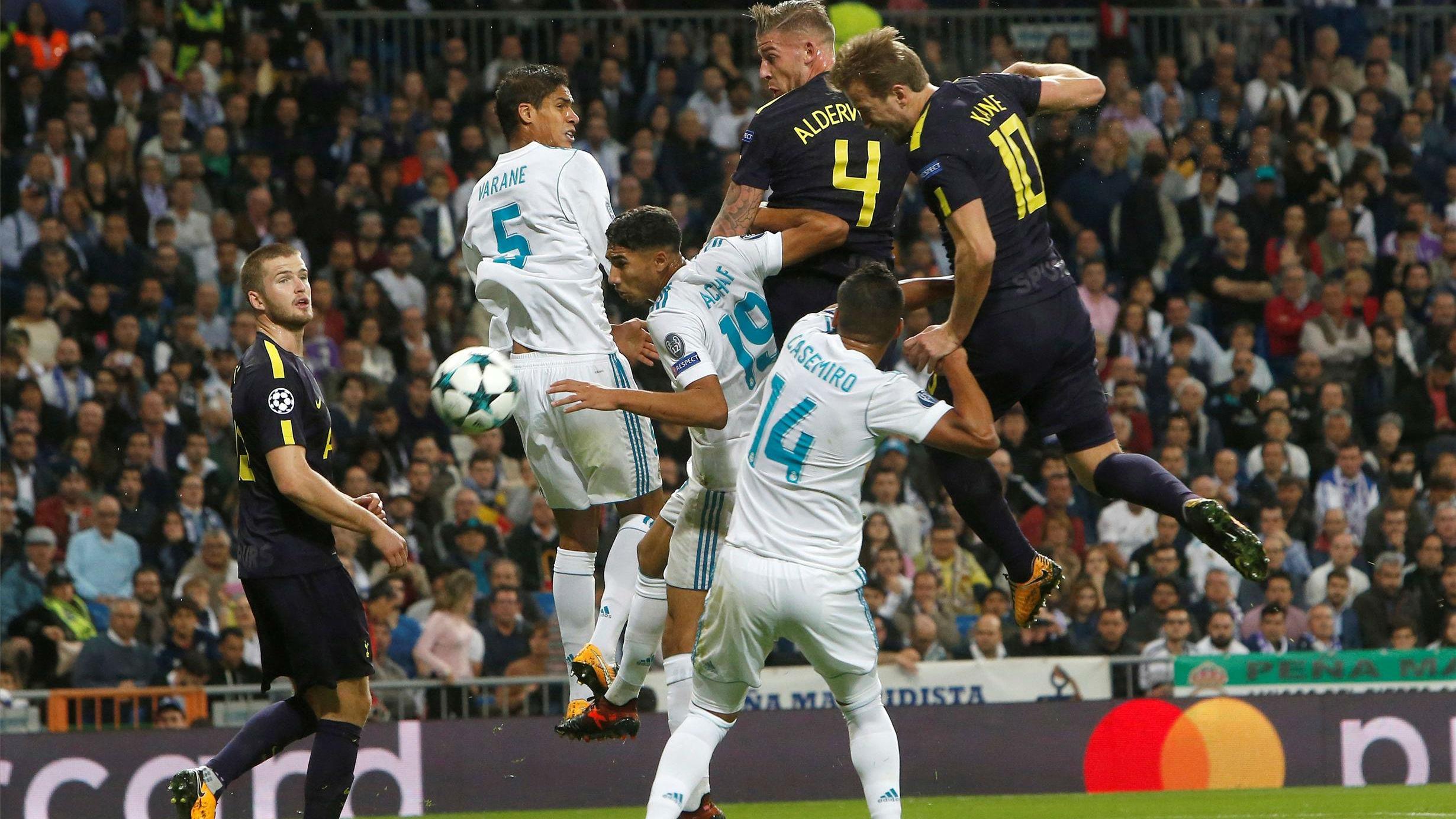 LACHAMPIONS | Real Madrid-Tottenham (1-1)