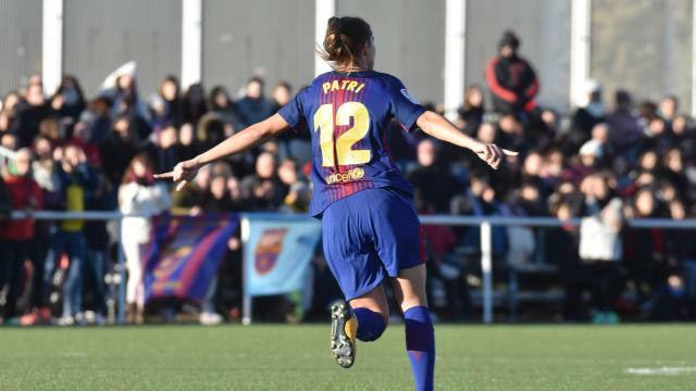 LALIGA FEMENINA | Rayo Vallecano - Barça (1-2): El obús de Patri Guijarro