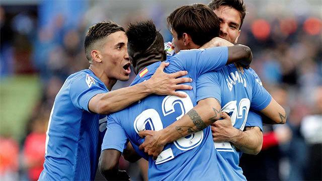 LALIGA | Getafe - Espanyol (1-0)