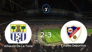 El Linares Deportivo se lleva tres puntos tras vencer 2-3 al Alhaurín De La Torre