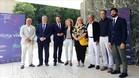 Los Mundiales de Pelota de Barcelona cuentan con el apoyo institucional