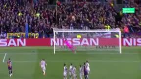 La MADRE de todas las faltas: la SALVAJADA IMPARABLE de D10S Messi