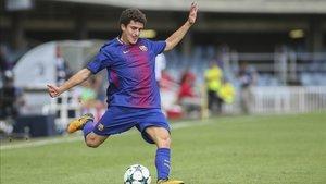 Mateu Jaume abandonará el FC Barcelona tras 4 temporadas en la entidad azulgrana