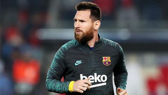 LA METRALLA DE SIEMPRE Así han enloquecido las radios con el tempranero gol de Messi