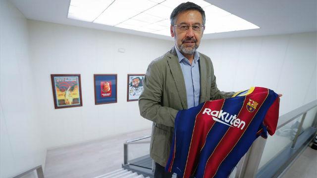 El motivo por el que el Barça es uno de los clubes más afectados por la pandemia según Bartomeu