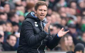 Nagelsmann está dejando huella en la Bundesliga