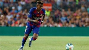 Nélson Semedo se consolida en el Barça