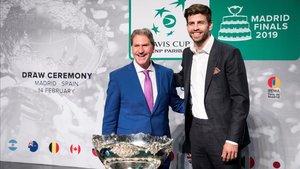 El 18 de noviembre arrancan las Finales de la Copa Davis